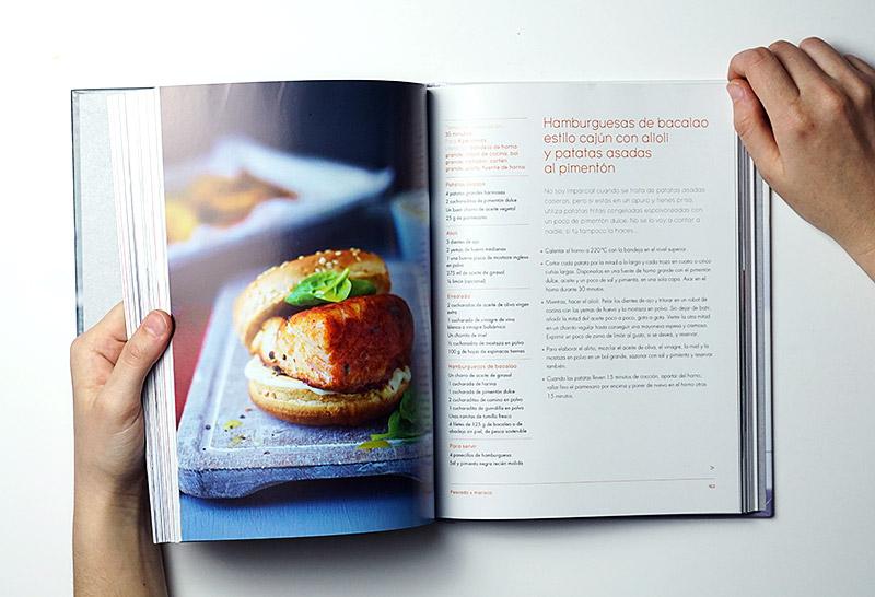 Libro de recetas de Lorraine Pascale