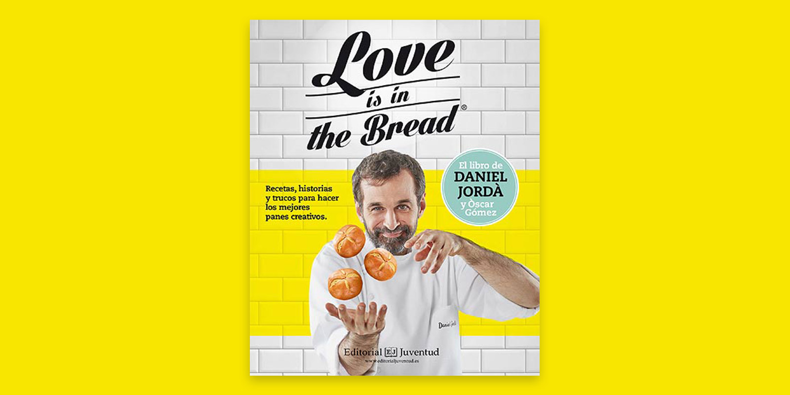 Love is in the bread, Jordà