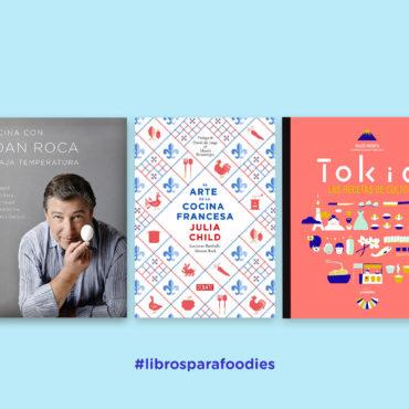 Libros para foodies