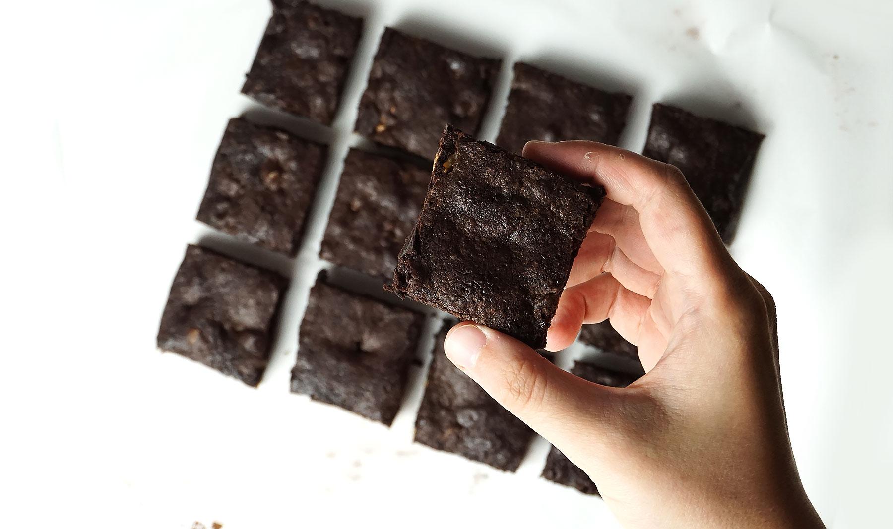 Brownies de Katharine Hepburn