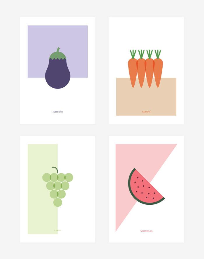 Colección Veg&Fruits