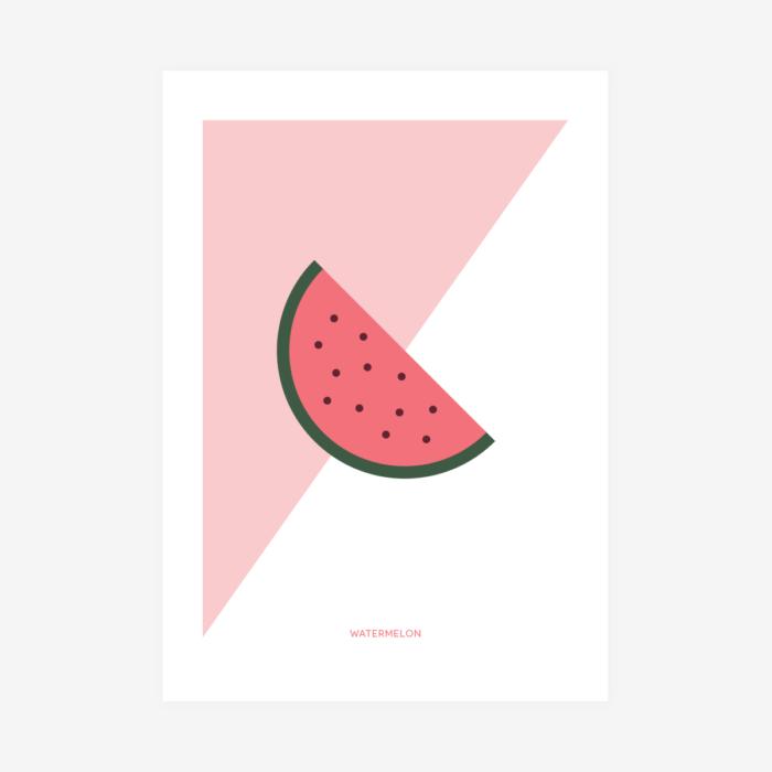Póster Watermelon