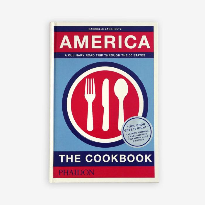 Libro America The Cookbook