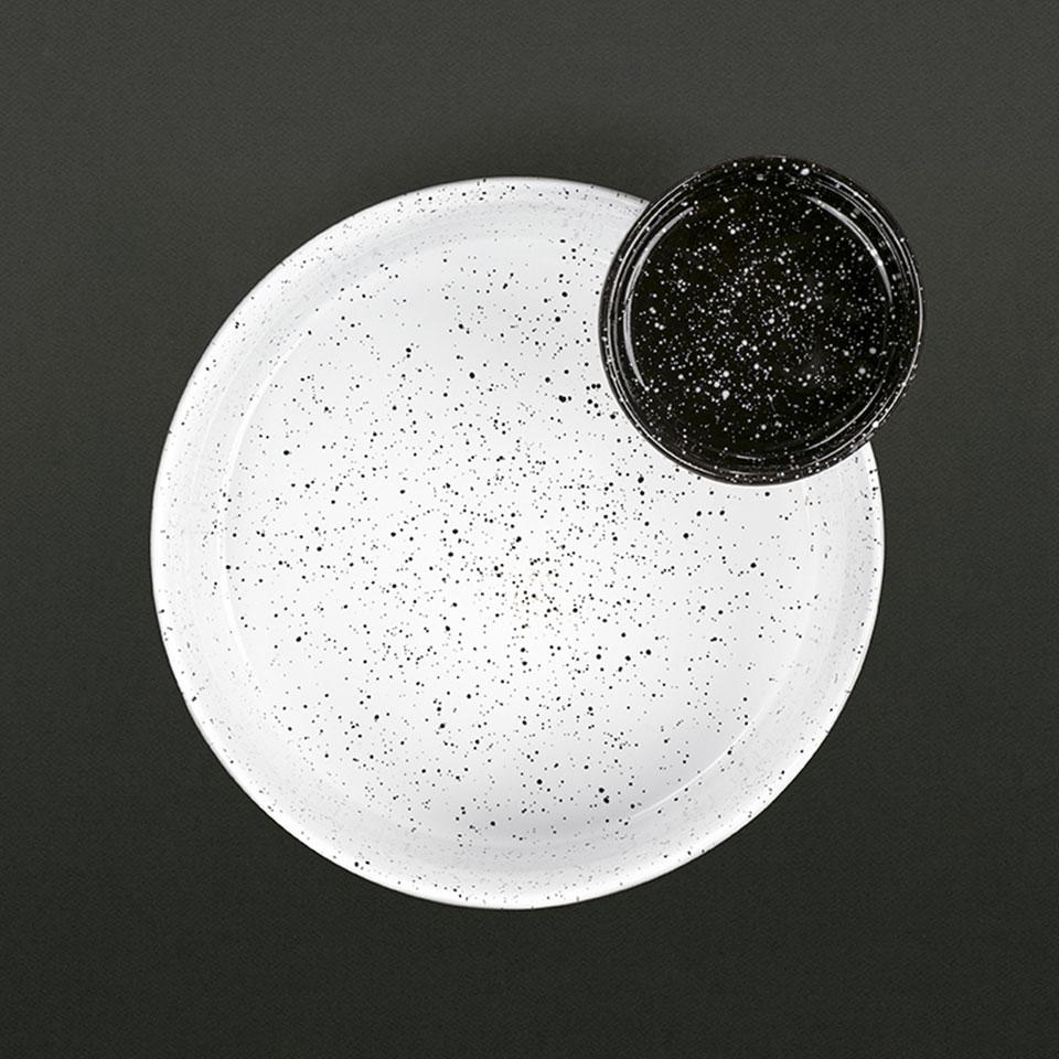 Bol grande con diseño Eclipse