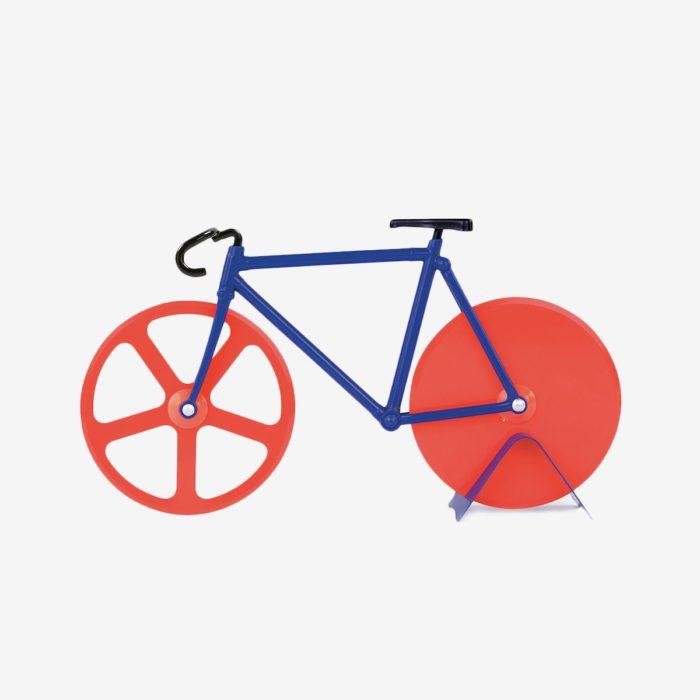 Cortapizzas The fixie en forma de bicicleta