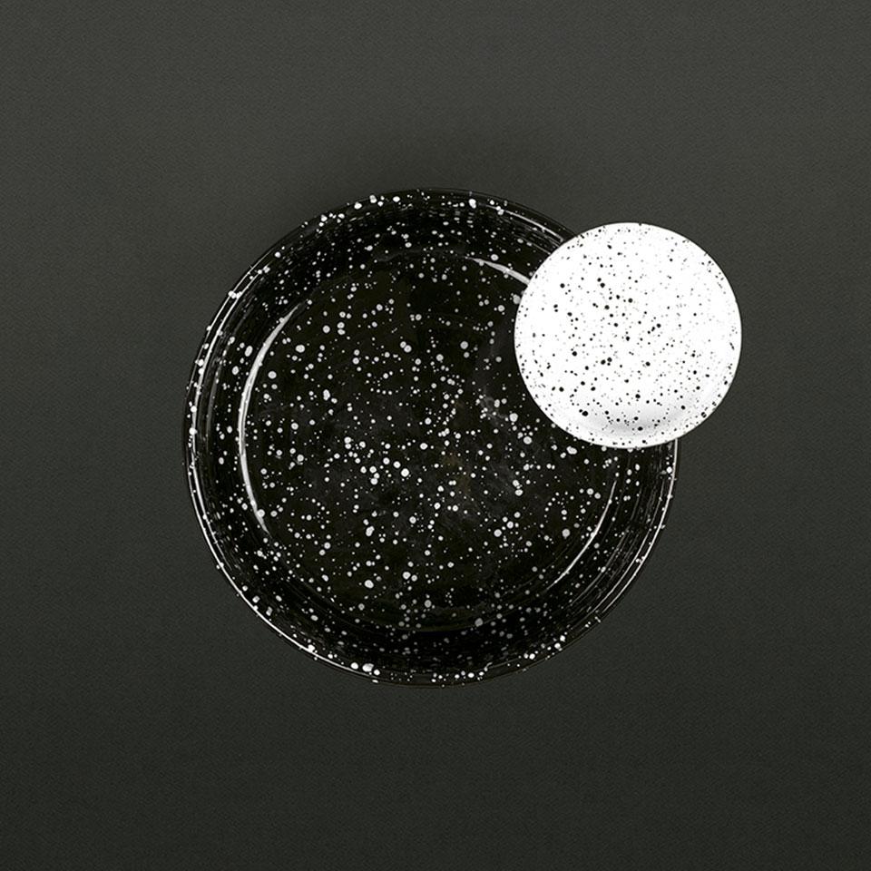Diseño inspirado en el eclipse solar