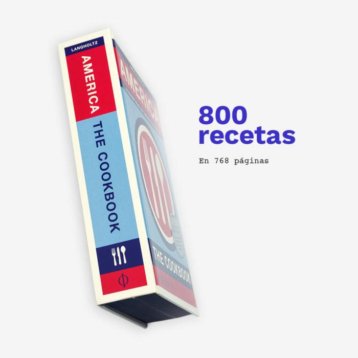 800 recetas americanas