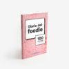 Libro Diario del foodie
