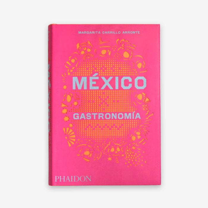 Libro México Gastronomía