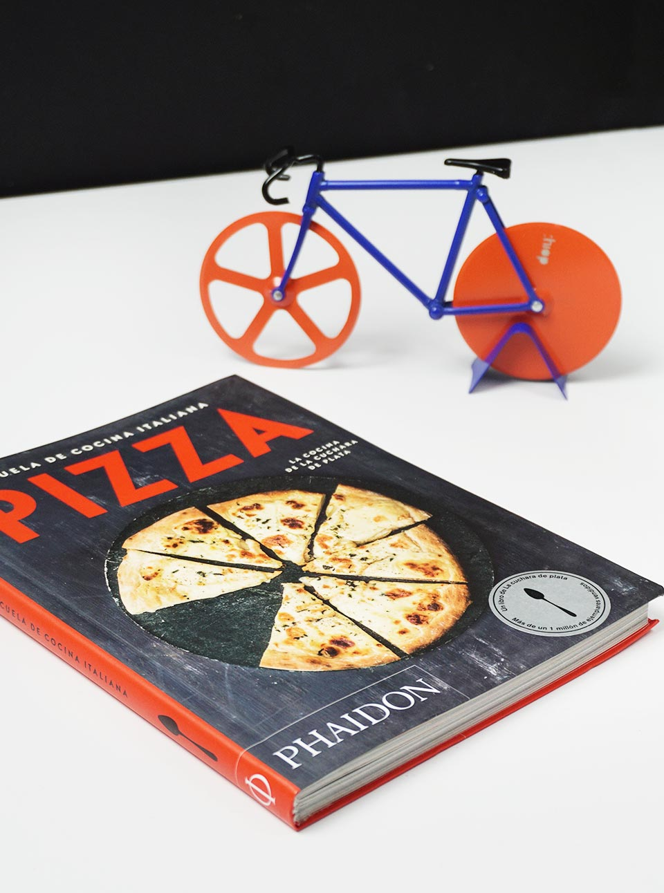Libro pizza + The Fixie