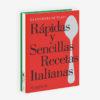 Libro de recetas italianas de Phaidon