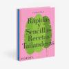 Libro recetas tailandesas de Phaidon