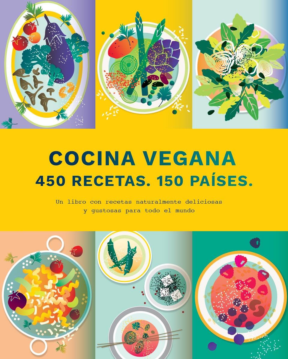 Libro de recetas veganas
