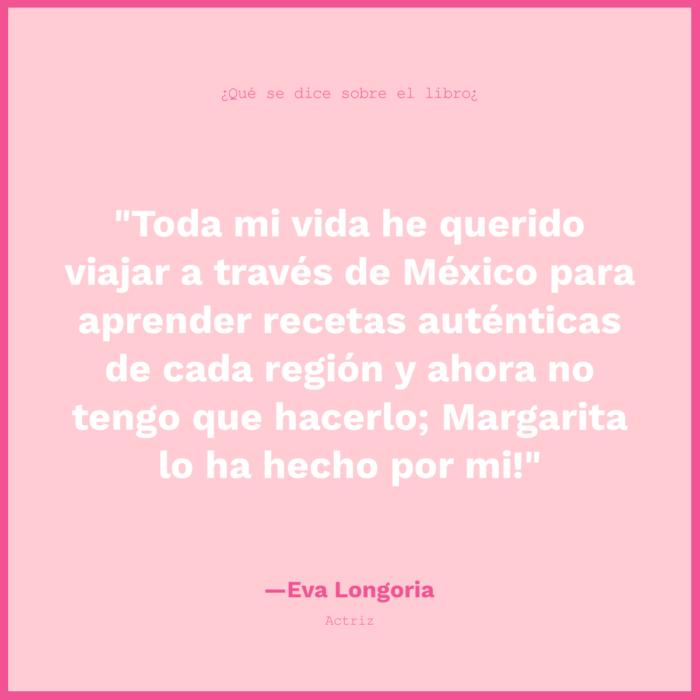 Opinión sobre el libro de Eva Longoria