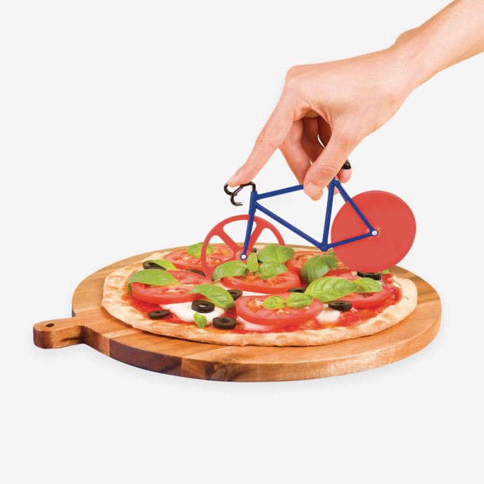 The Fixie, cortapizzas