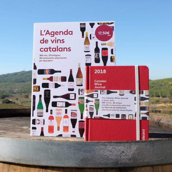 Agenda de vins catalans