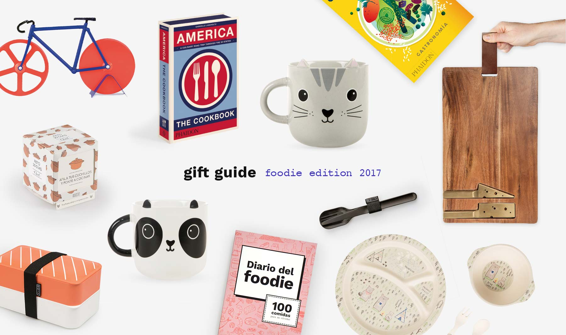 Gift Guide Foodie Edition 2017