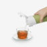 Infusor y termo para té