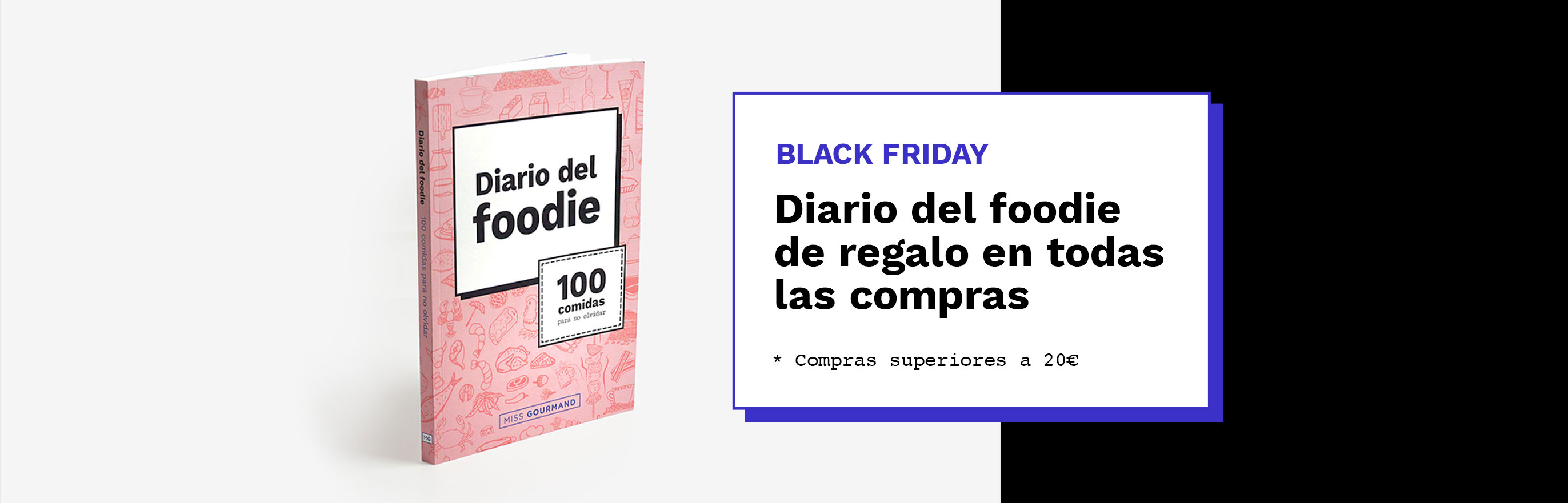 Regalo libro black friday